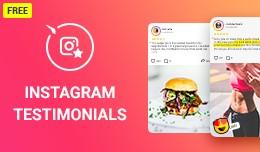Instagram Testimonials for OpenCart