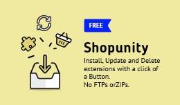 Shopunity Extension