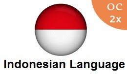 Indonesian language pack OC2x