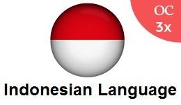 Indonesian language pack OC3x