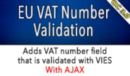 OC3 EU VAT Number Validation