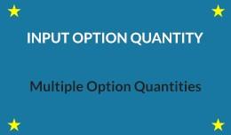 Option Input Quantity(OC 3)