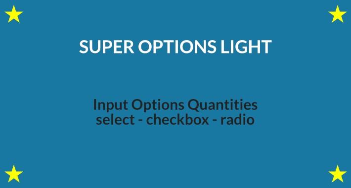 Super Options Light (OC 3)