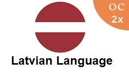Latvian language Pack OC2x