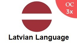 Latvian language Pack OC3x