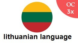 Lithuanian language Pack OC3x