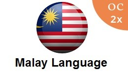 Malay language Pack OC2x