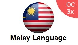 Malay language Pack OC3x