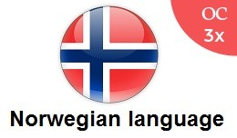 Norwegian language pack OC3x