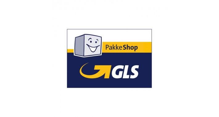GLS PakkeShop on Google Map Shipping Method