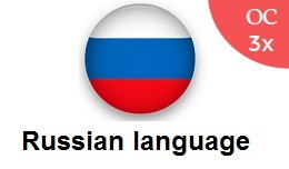 Russian language Pack OC3x