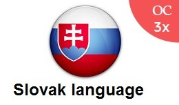 Slovak language Pack OC3x