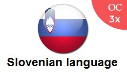 Slovenian language Pack OC3x
