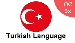 Turkish language Pack OC3x