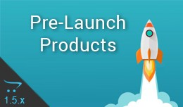 Pre-Launch Products (VQMOD)