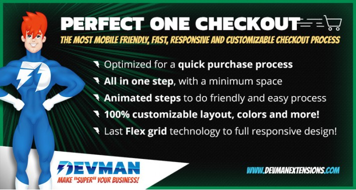 Perfect One Checkout - Ajax Quick Checkout PRO