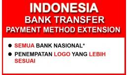 Indonesia Bank Transfer - Semua Bank