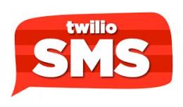 Twilio sms order notification