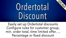 OC3 - Ordertotal Discounts