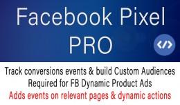 Facebook Pixel PRO (Multistore)