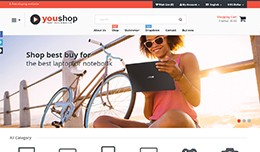 You Shop - Opencart Theme