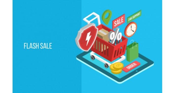 Pav Flash Sale - Opencart 3 Module