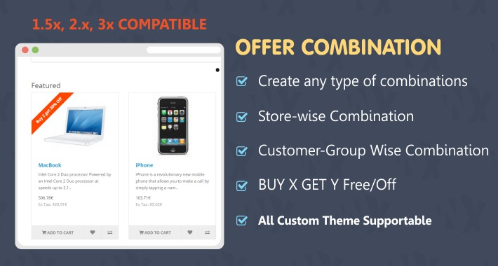 Offer Combination