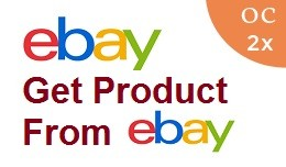 Get product from eBay OC2x