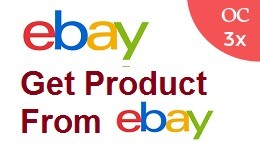 Get product from eBay OC3x