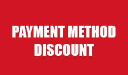 Payment Method Discount