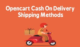 Cash on Delivery Fee every Shipping Methods