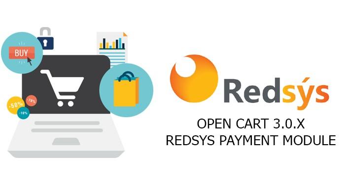 Redsys - Opencart 3.0.X