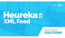 Heureka.sk / Heureka.cz XML Feed produktov pre O..