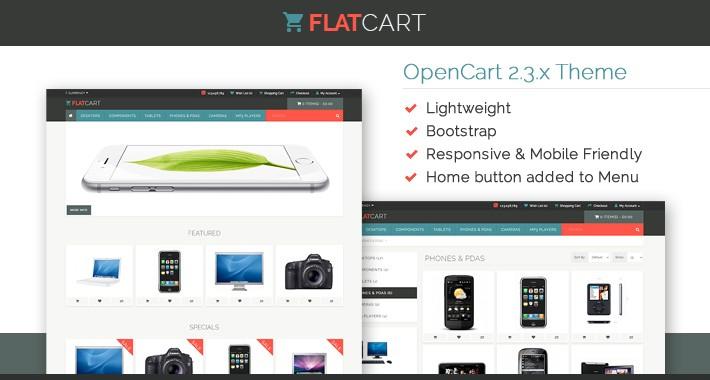 FlatCart Theme