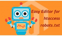 [NEW]Easy Editor for robots.txt and .htaccess