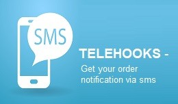 Telehooks - SMS Notification