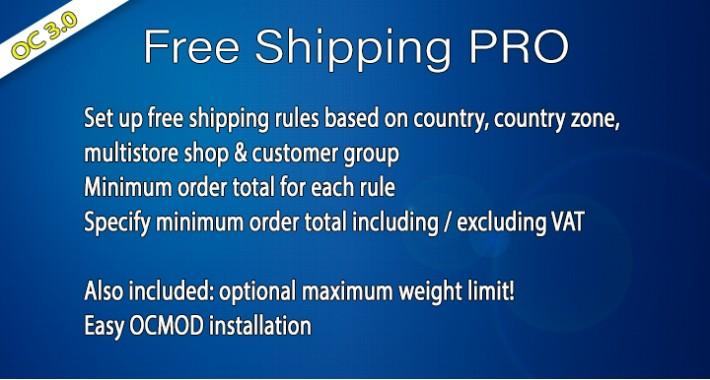 OC3 Free Shipping PRO