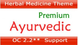 Herbal  : Ayurvedic Product : Medicine Theme