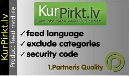 KurPirkt.lv Product Feed | Datu padeve uz KurPir..