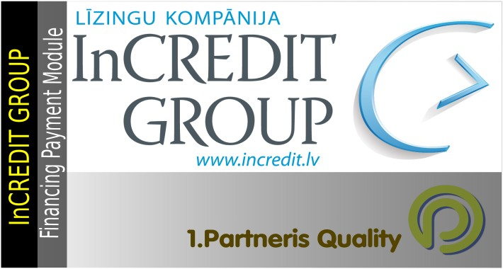 InCredit Līzinga maksājumu modulis (leasing/financing module)