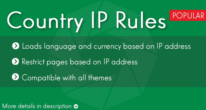 Country IP Rules