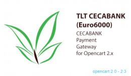 TLT CECABANK (EURO 6000) Pasarela de Pago