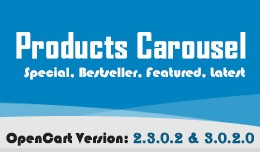 S.B.F.L Products Carousel