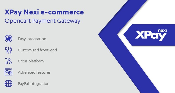 XPay Nexi e-commerce