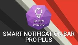 Smart Notification Bar Pro Plus