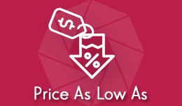 Price As Low As