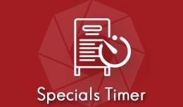 Specials Timer