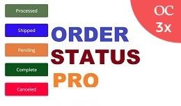 Order status Pro OC3x