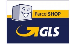 GLS Points Relais Belgium on Google Map Shipping..