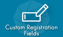 Custom Registration Fields UNLIMITED